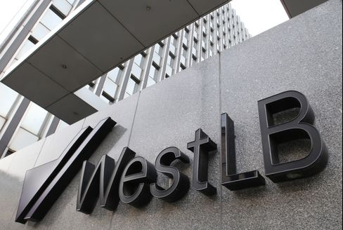 RBS Sued by WestLB Bad Bank Over CPDO Deal That Lost $42 Million