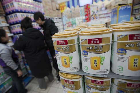 China Investigates Danone, Mead Johnson on Milk Powder Pricing