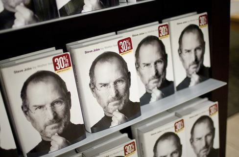 Walter Isaacson's Biography of Steve Jobs