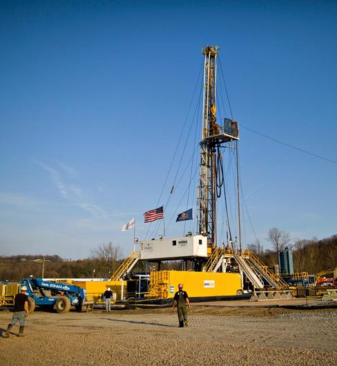 Low Prices Dash New Yorkers' Dreams of Quick Natural Gas Riches