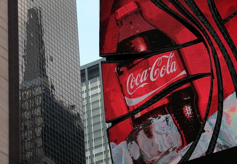 Investors Whipsawed by Hourly Price Swings in IBM, Coca-Cola