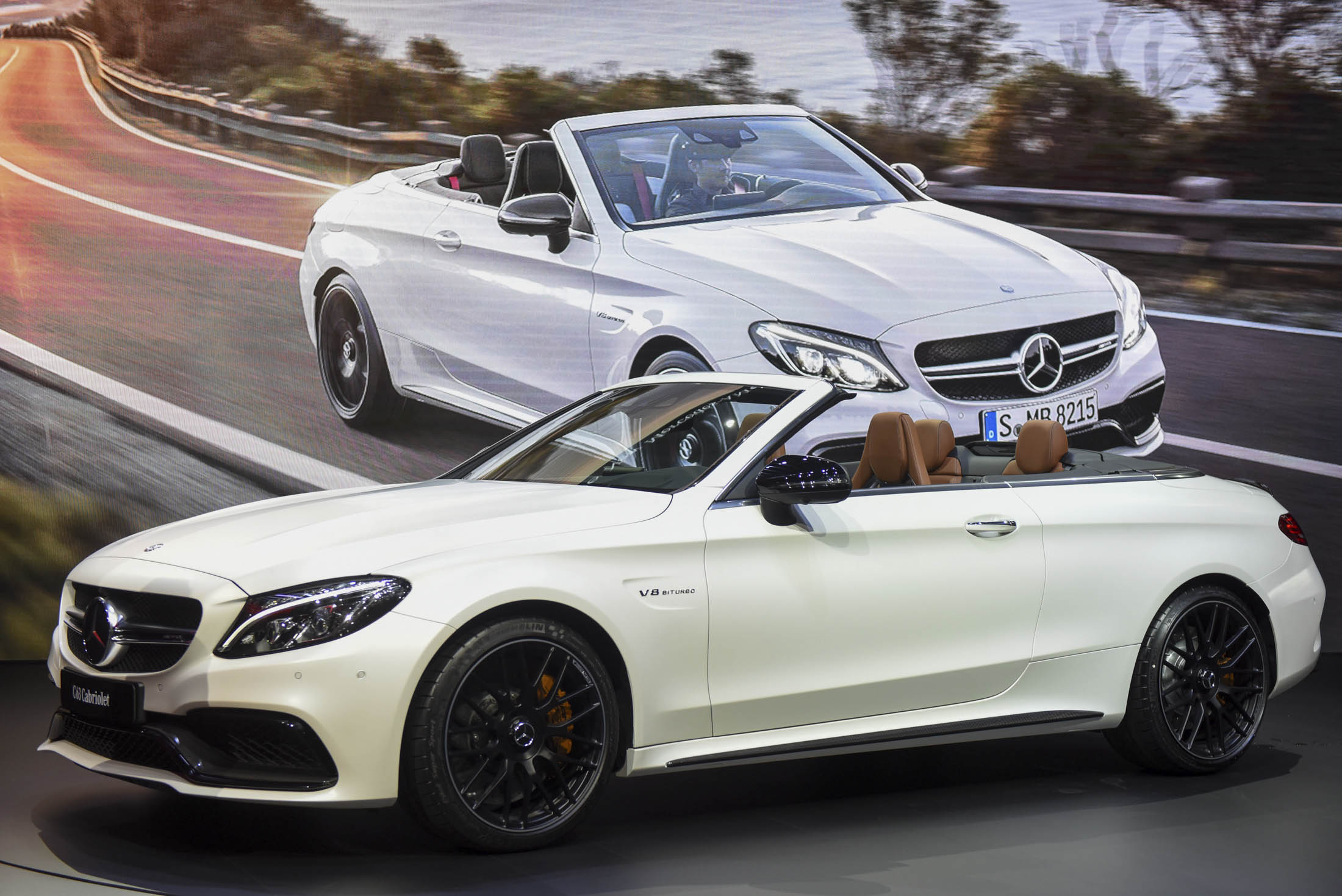 The 13 new dream convertibles for summer 2016 bloomberg for 2017 mercedes benz amg c43 convertible