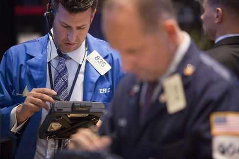 Record Cash Sent to Balanced Funds as Individuals Embrace Stocks