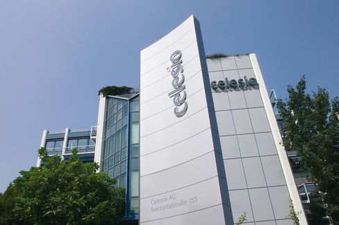 The Headquarters of Celesio AG Stand in Stuttgart