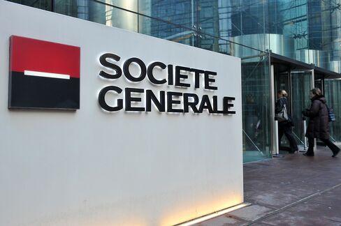 The Societe Generale SA headquarters