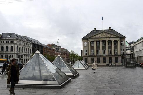 Danske Bank Cuts Profit Forecast as Market Turmoil Hurts Trading