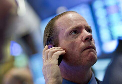 U.S. Stocks Pare Losses
