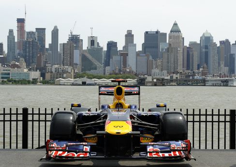 New Jersey Formula One Race Postponed to 2014, Ecclestone Says