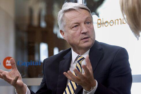 Barrick Gold CEO Jamie Sokalsky