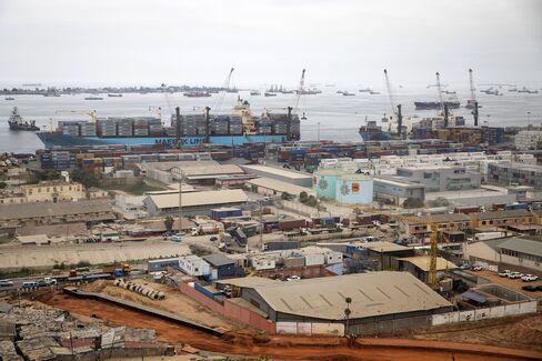 Port of Luanda