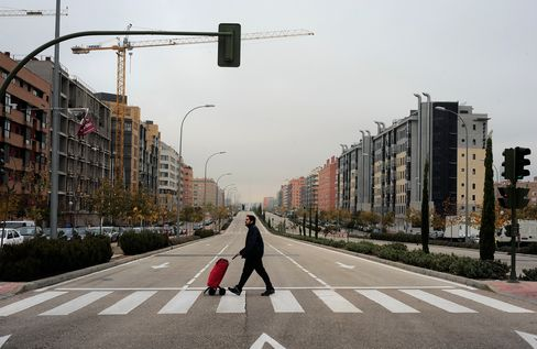Spanish Banks Hit Recovery With Discriminatory Loans