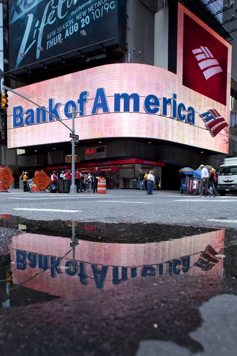 Bank of America Plans New York Trial of Smartphone Payments