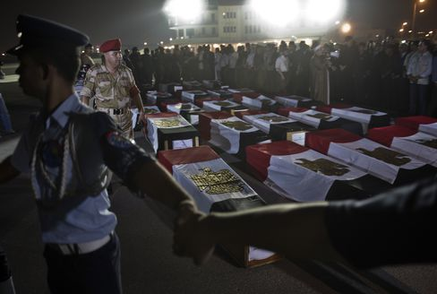 Egypt's Military Does No Wrong in Eyes of Turmoil-Weary Citizens