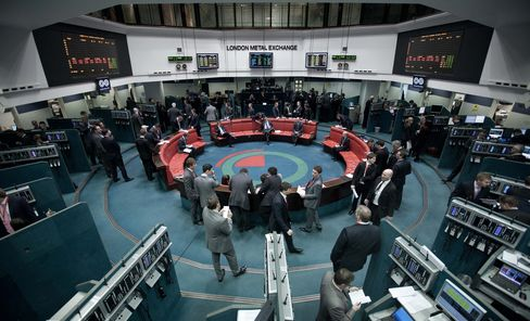 LME's Only Woman Trader Leaves to Join Hong Kong Exchanges