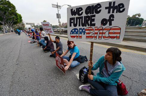 Hispanic Surge Shaping Republican Views in Immigration Debate