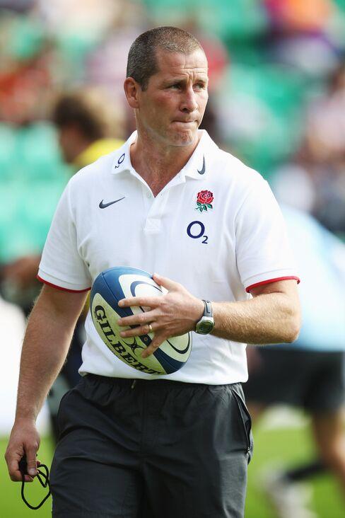 Stuart Lancaster