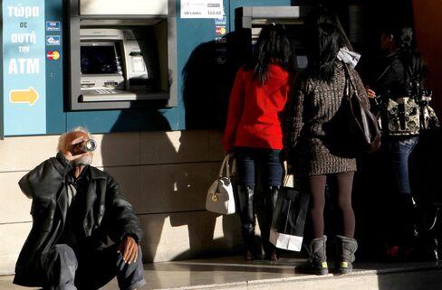 Cyprus Bank Levy Threatens European Plan for Deposit Guarantees
