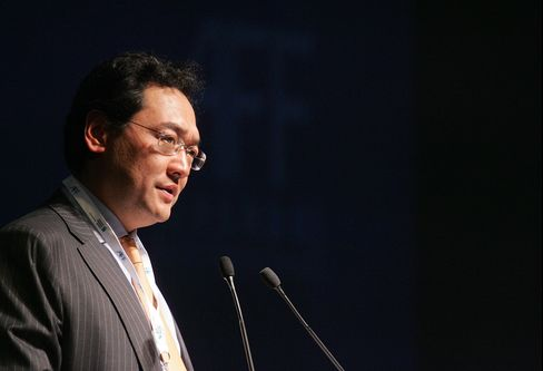 China Resources Chairman Song Lin