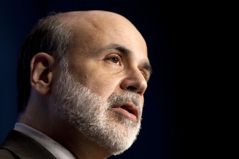 Bernanke Sees 'Reasons for Optimism' on Bank Credit