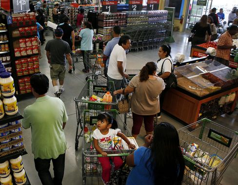 Consumer Spending Probably Lifted Growth: U.S. Economy Preview