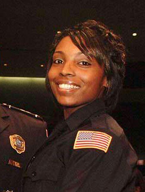 Officer Martoiya Lang