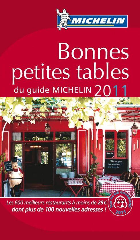 Michelin Bib Gourmand for France