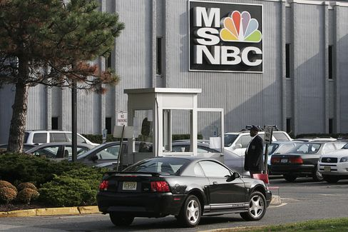 MSNBC Website Renamed as NBCNews.com, Signaling Microsoft Split
