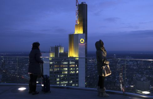 Commerzbank Profit Drops 56% as Europe's Crisis Curbs Earnings