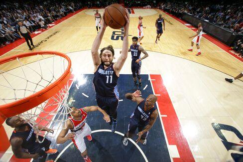 NBA Forward Josh McRoberts