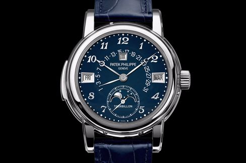 This Patek Philippe 5016A is now the most expensive wristwatch ever sold.