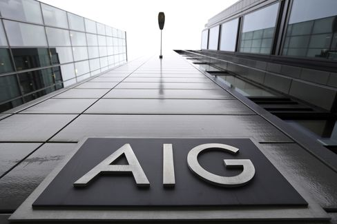 AIG to Shut Bank Accounts in Dodd-Frank Deposits Retreat