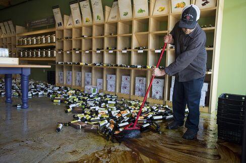 Damaged Goods in Napa