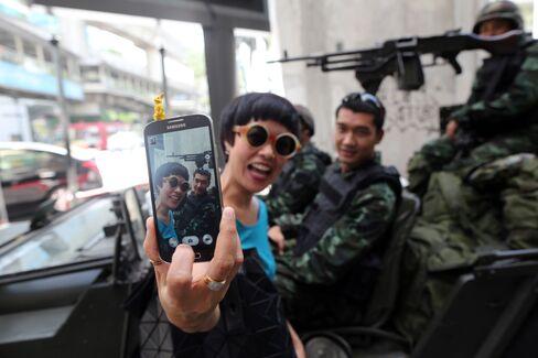 Martial Law In Thailand