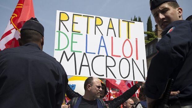 H ξεθωριασμένη οικονομική δόξα της Γαλλίας