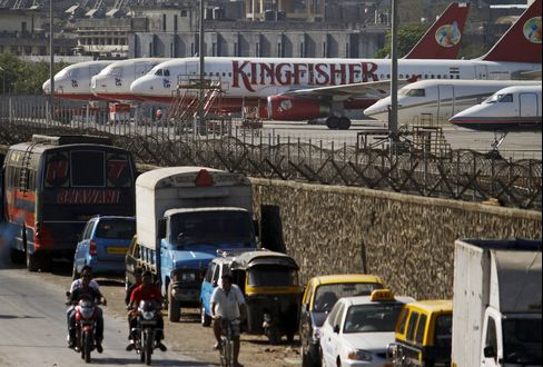 Kingfisher Must Pay Wages Before Flying Again, Official Says