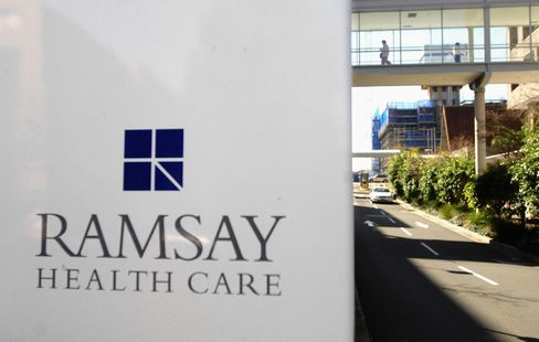 Ramsay Looks to Spend Up to $1 Billion on Hospital Acquisitions