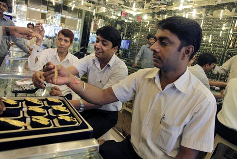 Credit Growth Imperiled as Gold Lures Deposits