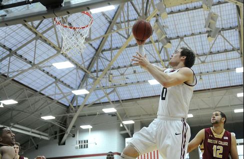 Harvard Basketball Player Laurent Rivard