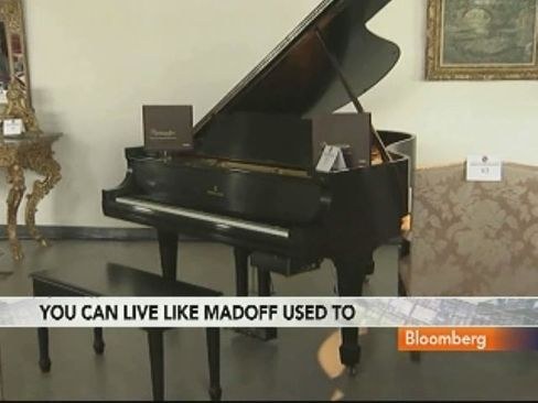 Madoff Items Sold at Auction on Saturday