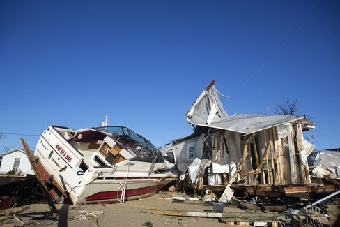 Storm Threatens Sandy-Devastated Northeast With Chilling Rain