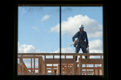 Housing Juggernaut Seen Spurring 500,000 New U.S. Workers