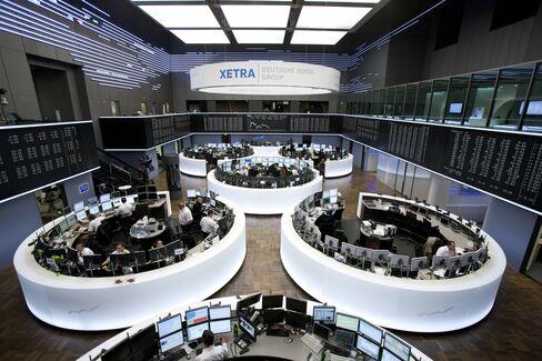 European Stock-Index Futures Advance