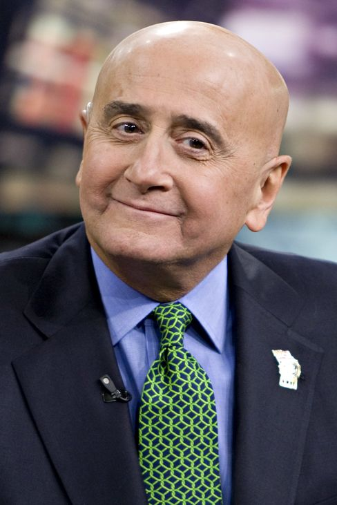 Former CEO of the NYSE Dick Grasso