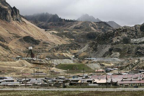 Copper Mountain Tempts Buyers Seeing Value Sans Unrest