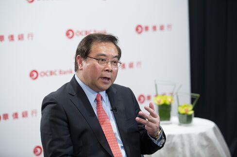 OCBC CEO Samuel Tsien