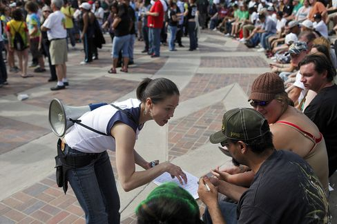Colorado Results Could be Tipped by Marijuana Ballot Initiative