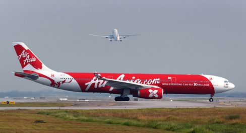 AirAsia X Aircraft