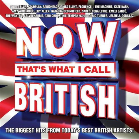 'NOW That's What I Call British'