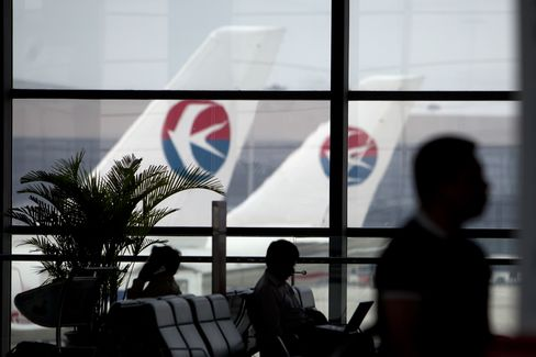 China Eastern Quickens Capacity Growth to 10% on Overseas Travel