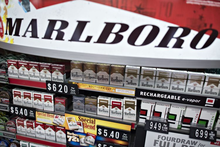 Cigarettes Marlboro prices in Spain now